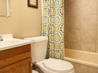 Yellow River #3 - Bathroom